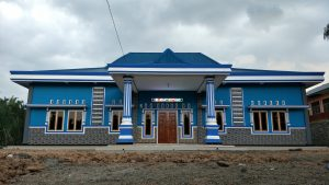 Peresmian Kantor Kepala Desa Desa Petransjaya